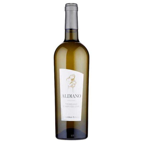 Trebbiano d'Abruzzo Aldiano Passerina Vino Bianco