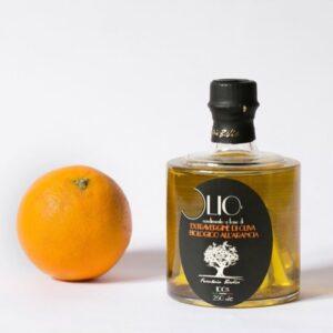 Olio Extravergine aromatizzato all'Arancia