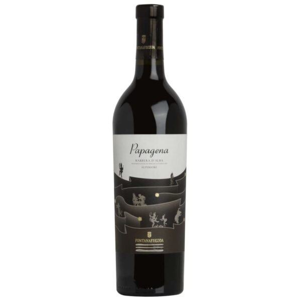 Papagena Barbera d'Alba Superiore DOC