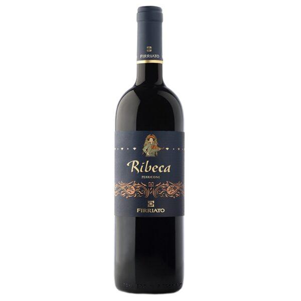 Ribeca Perricone Firriato Vino Rosso Sicilia DOC