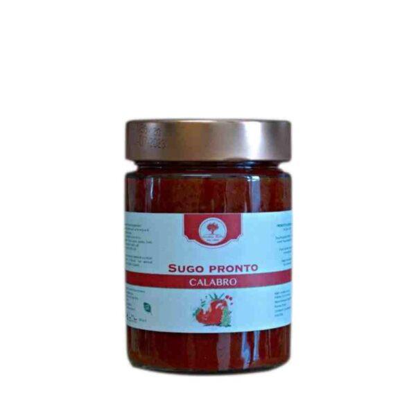 Fertige Tomatensauce Kalabrien